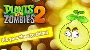 PvZ2SurpriseCustom LightBulbItsyourtimetoshine WallpaperbyKh07