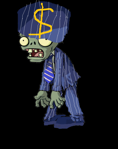 File:Gangster Buckethead Zombie.png