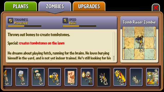 File:Tomb Raiser Zombie Almanac Entry.png