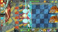 PvZ2 Infi-nut Force Field Upgrade
