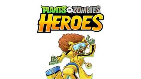 PVZ Heroes Music Electric Boogaloo's Theme
