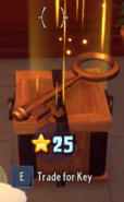 25 Star Key
