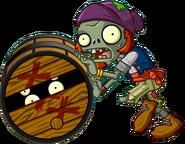 Barrel Zombie