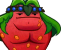 Strawberrian cardface