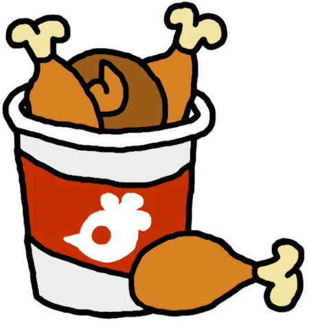 File:Fried Chicken Drawing.png