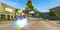 Rocket Leap