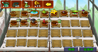 Jard n zen plants vs zombies journey to the west for Jardin zen plantas vs zombies