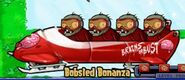 Bobsled first de