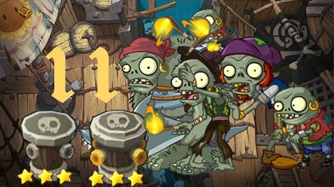 PvZ Online - Adventure Mode - Jia Banhai Shore 11