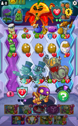 Nice Nut Bean Deck Citron But Zombot 1000 and RNG Saves Me