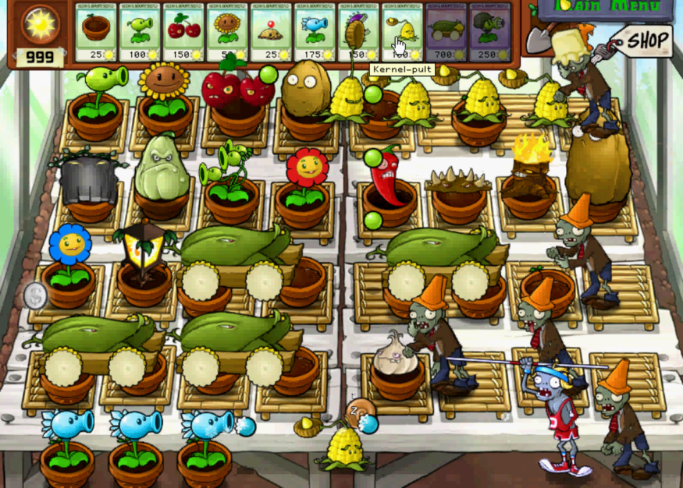 Exceptional Image   Not Zen Garden.png | Plants Vs. Zombies Wiki | FANDOM Powered By  Wikia