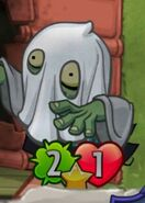 Giant Haunting Zombie