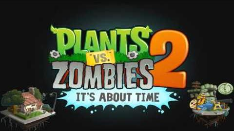 Plants Vs Zombies 2 Music - Modern Day Demonstration Mini-Game Extended ☿ HD ☿