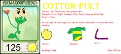 Cotton-Pult