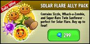 Solar Flare Ally Pack