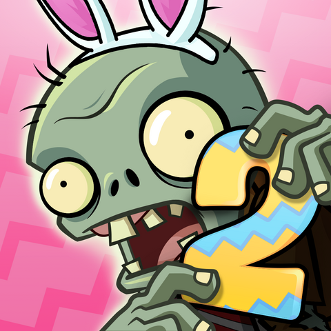 File:Plants Vs. Zombies™ 2 It's About Time Square Icon (Versions 3.4.4).png