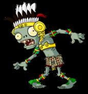 Aztec Zombie fanart