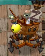 Zomboss Pirate Seas
