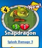 Receiving Snapdragon