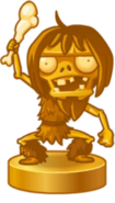Frostbite Caves Trophy
