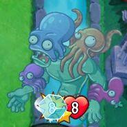 Frozen Octo Zombie