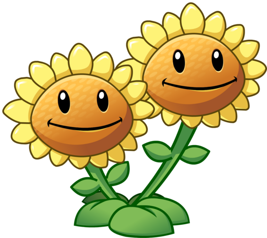 File:Twin Sunflower HD.png