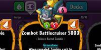 Zombot Battlecruiser 5000