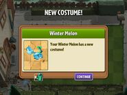 Getting Winter Melon's Summer Costume