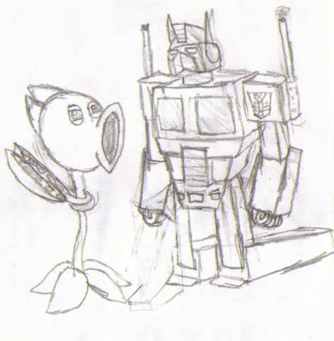 File:Optimus prime and plasma drawing by Itsleo20.png