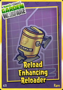 Reload Enhancing Reloader Upgrade Sticker