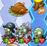 Leftovers in game
