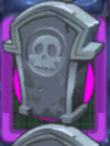 Dark Tombstones Power Tile