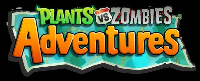 File:Plants vs. Zombies Adventures.png