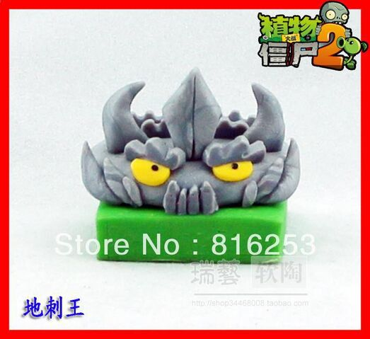 File:Free-Shipping-New-Arrvial-Plants-vs-zombies-2-It-is-about-time-Spikerock-action-figure-toy.jpg