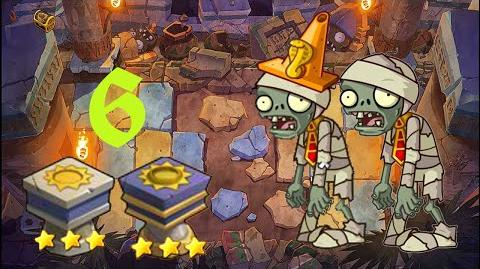PvZ Online - Adventure Mode - Zphinx 6