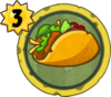2nd-Best Taco of All TimeH