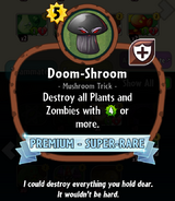 Doom-ShroomHDescription