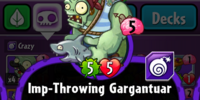 Imp-Throwing Gargantuar