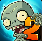 Plants Vs. Zombies™ 2 It's About Time Icon (Versions 4.8.1 3rd version)