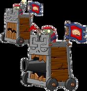 Pvzas chariots