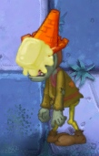 Buttered Conehead Peasant