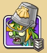 Bikini Buckethead's Level 3 icon