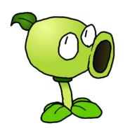 Peashooter!