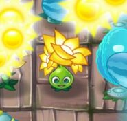 Gold Bloom Finished Animation