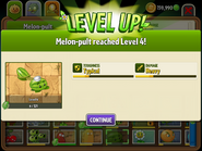 Melon-pult Level4