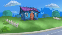PvZ House Haunted 02
