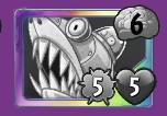 Grayed Out Zombot Sharktronic Sub