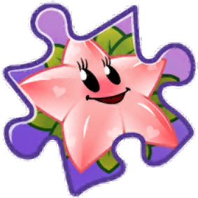 File:Pinkstarfruit Puzzle Piece.png