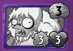 Grayed Out Zombie Yeti