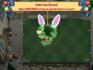 Springening Señor Piñata (Second Degrade)